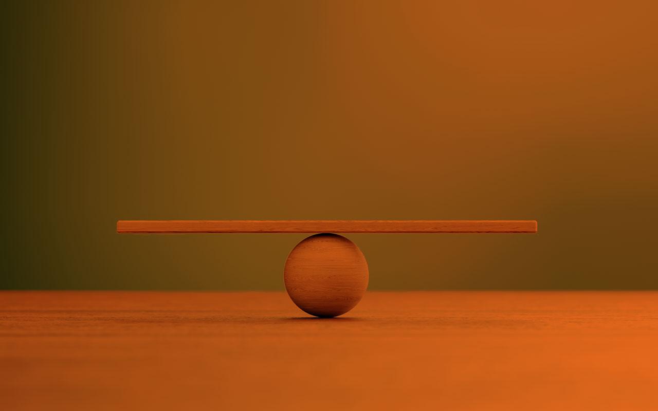Trygghet och balans